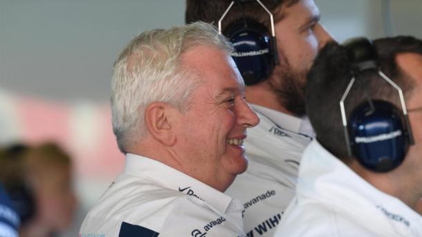 Pat Symonds. Foto: F1.com