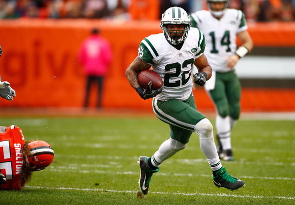 Forte has re-emerged as a rushing force. Credit: Gregory Shamus/Getty Images North America