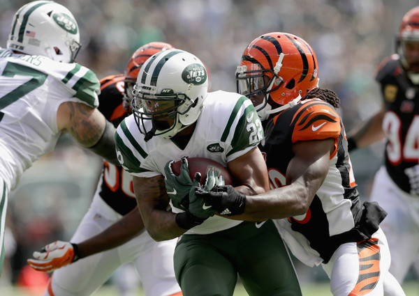 Forte had an excellent season opener for the Jets. Credit: Streeter Lecka/Getty Images North America