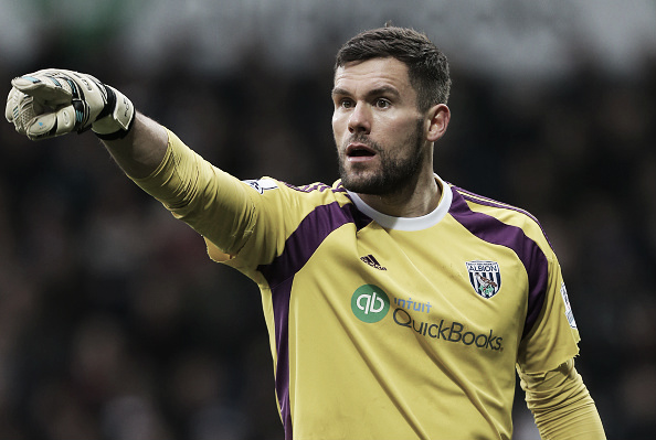 What is next for the Albion keeper? (Getty images)