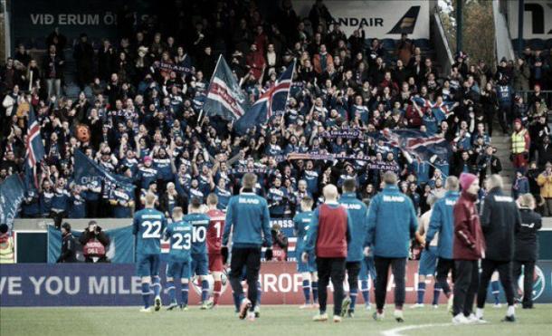 Foto: Divulgação/KSI - Federação Islandesa de Futebol