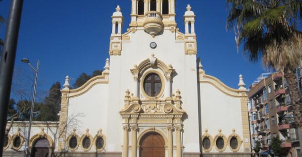 Iglesia de Nuestra Señora de Begoña en la actualidad | Fuente: Google
