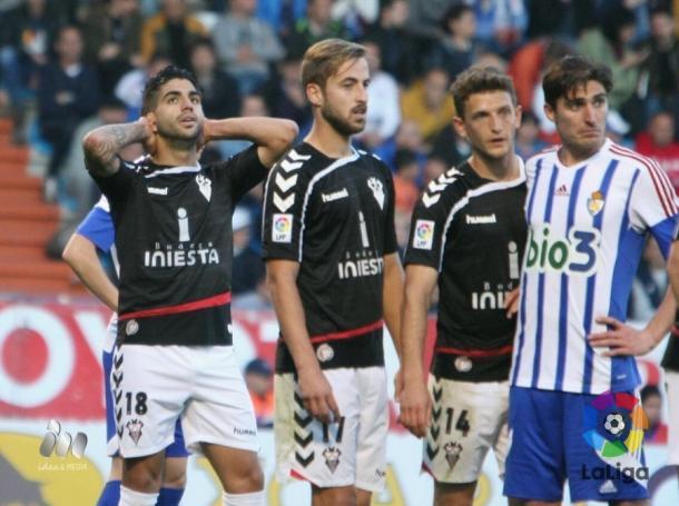 Tradicional no futebol espanhol, Albacete disputará a terceira divisão na próxima temporada (Foto: Divulgação/La Liga)