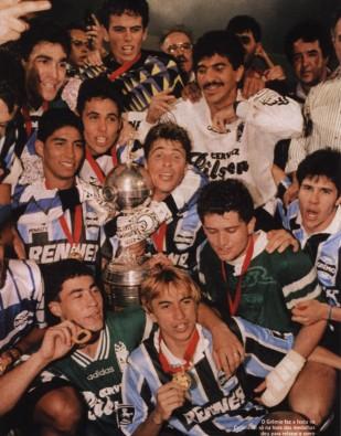 Divulgação / Blog Libertadores 1995