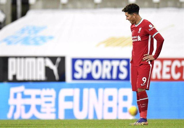 Roberto Firmino, en búsqueda de sí mismo / FOTO: Liverpool FC