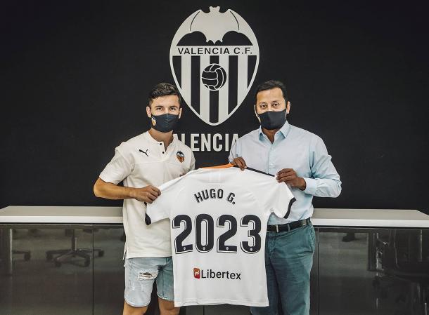 Fuente: Web Oficial del Valencia CF (valenciacf.com)