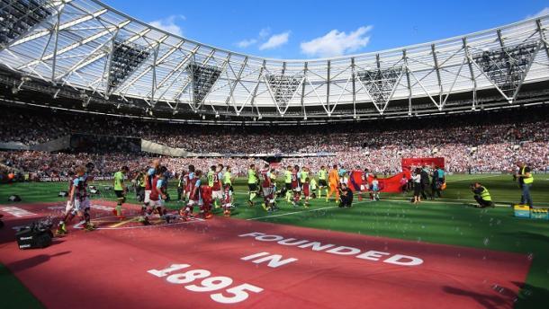 El London Stadium, nueva casa de los 'hammers' | Foto: West Ham