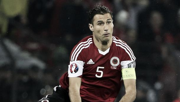 Captain Cana is extremely confident ahead of Albania's opening match l fourfourtwo.com