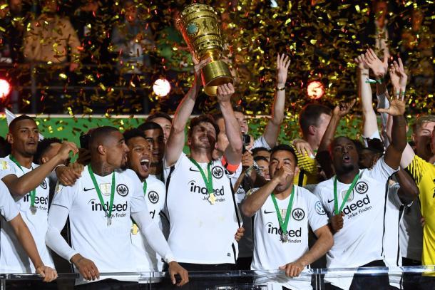 El Frankfurt es el campeón de la DFB Pokal | Foto: @eintracht_esp