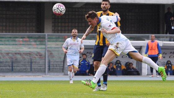 L'incursione vincente di Frara contro il Verona | Repubblica.it