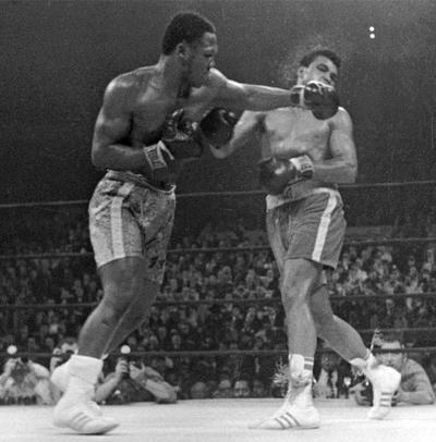 Combate del siglo / Foto: deportes.elpais.com