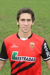Paulo Oliveira brilhou no Penafiel (FCPenafiel)
