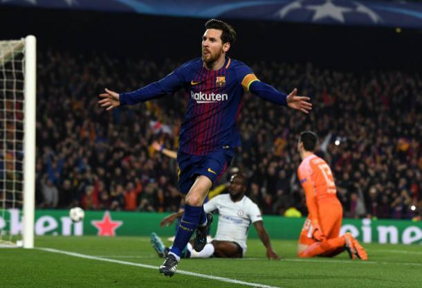 Messi decidiu mais uma vez | Foto: David Ramos/Getty Images