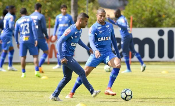 Alisson está de volta ao time após dois jogos. (Foto: Washington Alves/Light Press/Cruzeiro)