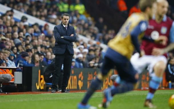 Garde hoped to sell the striker in January (photo: getty)