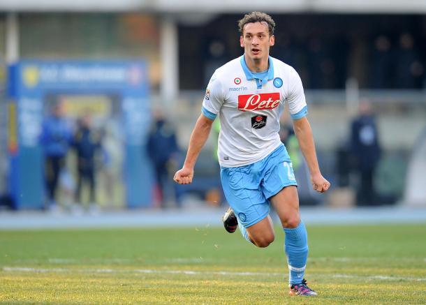 L'esultanza di Gabbiadini dopo il gol al ChievoVerona - Foto Getty Images
