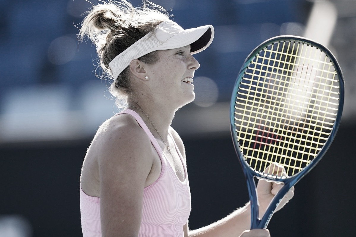 Olivia Gadecki Foto: WTA