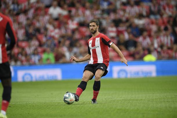Yeray Álvarez | Foto: Web oficial del Athletic Club