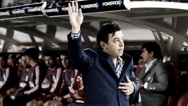 El cariño entre los fanáticos y el propio Gallardo es inmenso | Foto: River