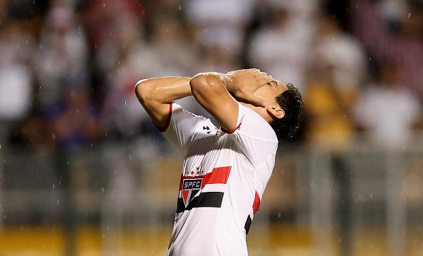 São Paulo não terá o craque Paulo Henrique Ganso no primeiro duelo (Foto: Getty Images)
