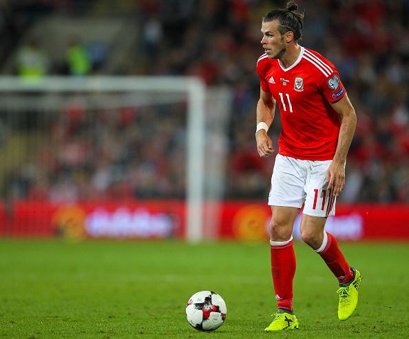 Bale tenta levar o País de Gales à segunda Copa do Mundo de sua história (Foto: Paul Jenkins/Action Plus/Getty Images)