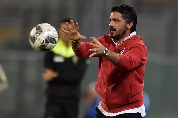 Gattuso teve seu trabalho mais longo no Pisa, com resultados intrigantes (Foto: Tullio M. Puglia/Getty Images)