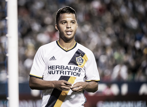 Giovani dos Santos has been in fine form since returning from injury. | Photo: Getty Images