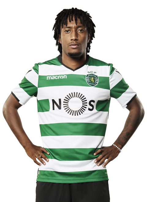Gelson Martins   Fuente: sporting.pt