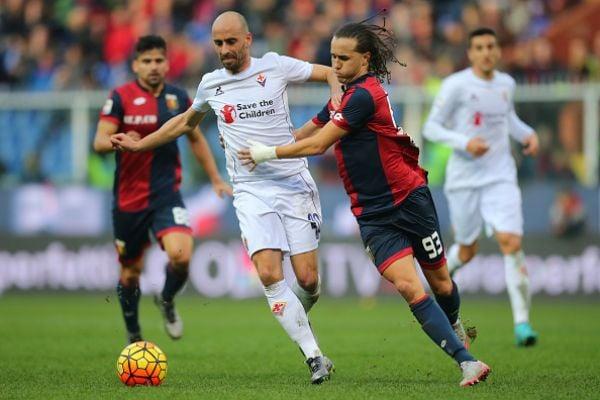 Altro assente di giornata sarà, sponda Fiorentina, Borja Valero - Foto Getty Images