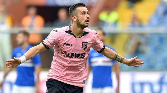 Nestorovski, già in rete a Marassi contro la Sampdoria - Foto Getty Images.