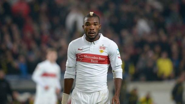 Dié will be a big miss for Stuttgart. (Photo: t-online.de)