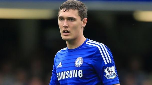 Christensen is contemplating his future at Chelsea. | Image source: Chelsea FC