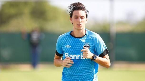 Grêmio volta aos treinos com foco no clássico Gre-Nal 415