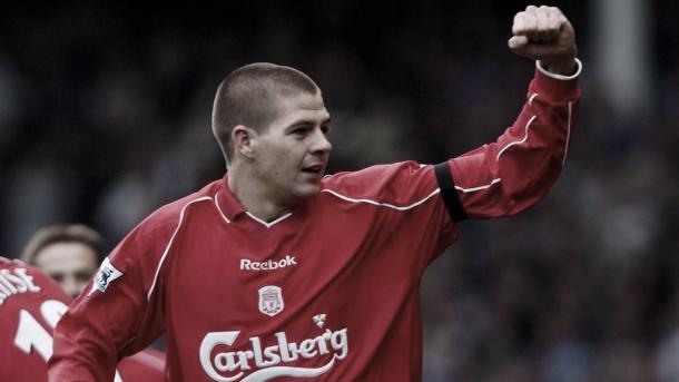 Gerrard se convierte en pieza clave en el Liverpool./ Foto: Premier League