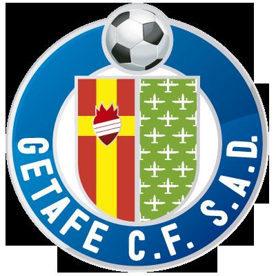 El escudo actual es practicamente igual al de la creación. Fuente:Getafe CF