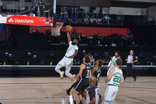 Boston Celtics. Fuente: Boston Celtics