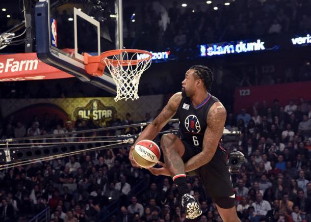 DeAndre Jordan les daría el salto de calidad que necesitan en la pintura. | Fotografía: NBA.com