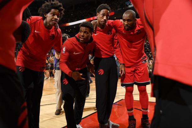 Conjura de Toronto   NBA