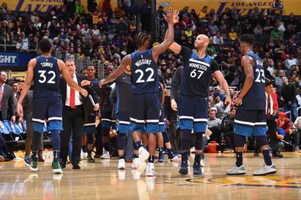 Jugadores de Wolves | NBA