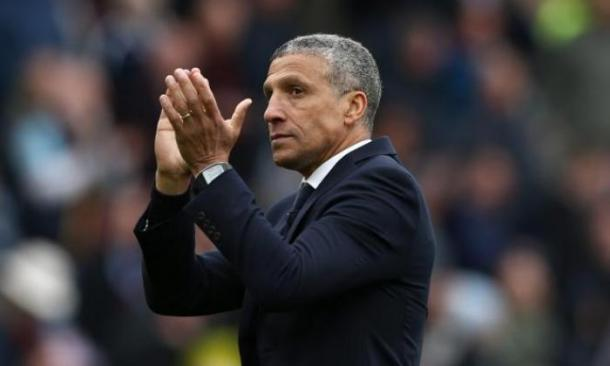 Chris Hughton was sacked by Brighton at the end of last season. Image: https://talksport.com/football/375914/brighton-and-hove-albion-fc-news-chris-hughton-signs-new-deal-after-terrific-season-premier/