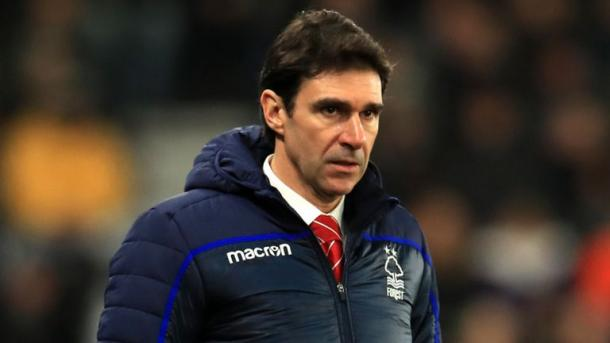 The former Real Madrid player has been out of work since January. Image: https://www.skysports.com/football/news/11727/11592774/aitor-karanka-still-has-nottingham-forest-dressing-room-but-pressure-is-growing-on-spaniard
