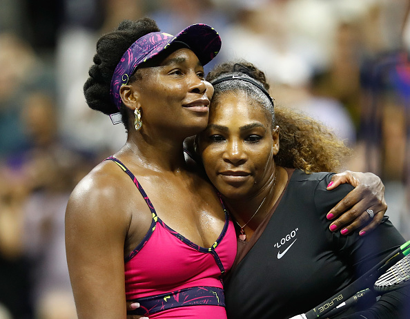 The last meeting between the two came at the US Open in 2018 (Image: Julian Finney)