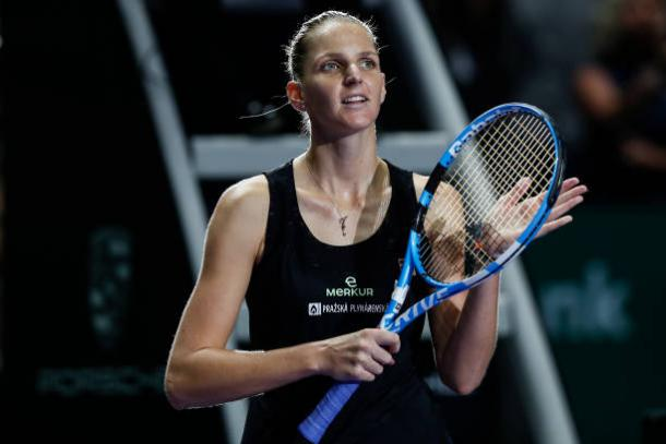 Pliskova has made the semifinals or better in her last two visits to Brisbane. Photo: Fred Lee/Getty Images.