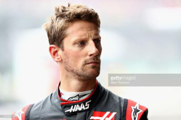 Romain Grosjean | Foto: Getty Images