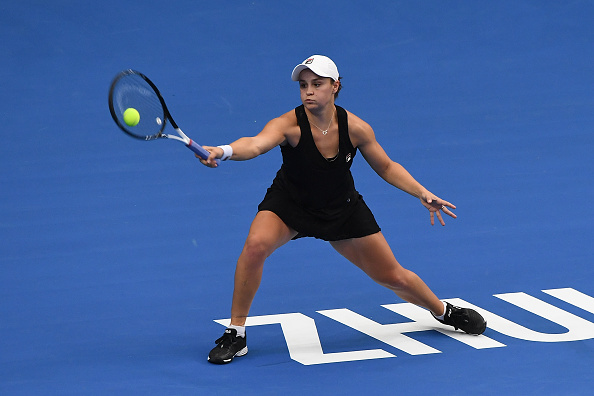 Ashleigh Barty's qualifying chances are no longer in her hands | Photo: Zhe Ji / Getty Images