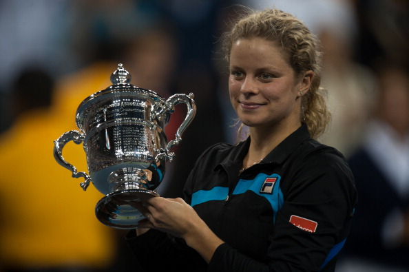 Clijsters is a three-time US Open champion (Image: Rob Tringali)