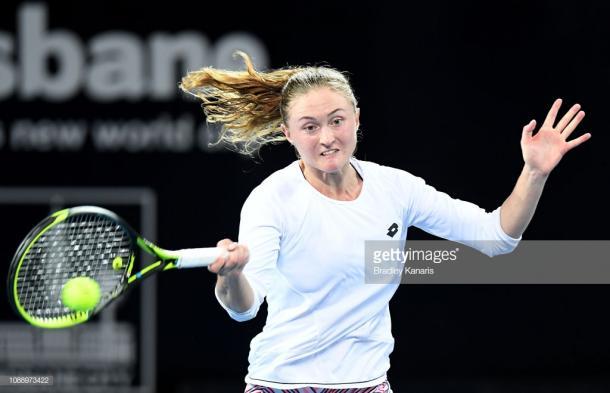 Aliaksandra Sasnovich | Foto: Getty Images