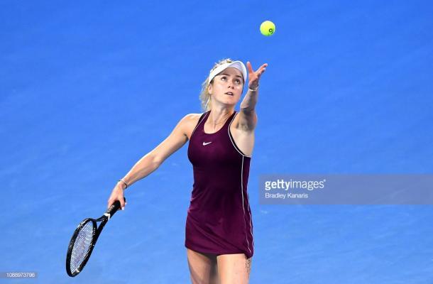 Elina Svitolina. | Foto: Getty Images