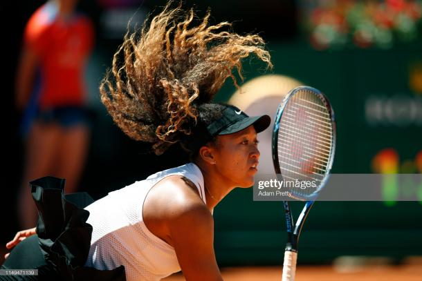 Naomi Osaka is looking to win her third Grand Slam title in a row (Getty/Adam Pretty)