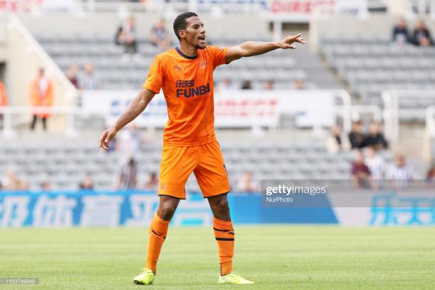 Isaac Hayden during pre-season (Photo by NurPhoto/Getty Images)